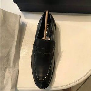Cole Haan Warner Grand Penny Loafer - Black - 8M